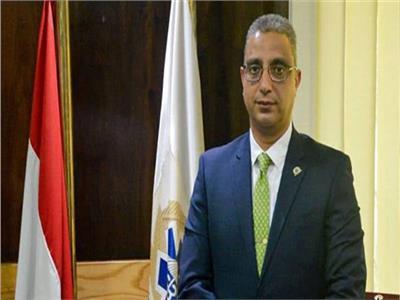 أحمد الأنصاري، محافظ سوهاج
