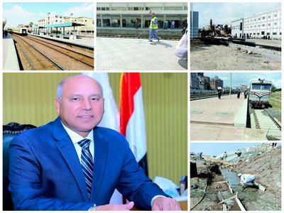 محطات القطارات في انتظار «الوزير»