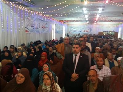 «مستقبل وطن» بدمياط ينظم مؤتمرا جماهيريا حاشدا لتأييد التعديلات الدستورية
