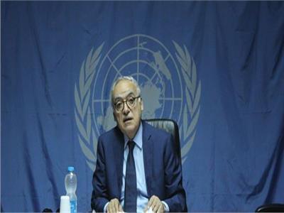 المبعوث الأممي غسان سلامة