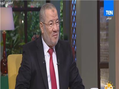 الدكتور عمر حسن، مستشار وزيرة التضامن الاجتماعي