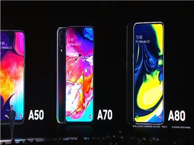 Galaxy A70 و A80