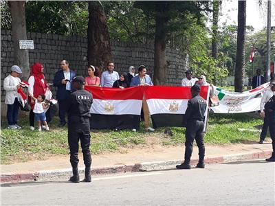 الجالية المصرية في كوت ديفوار