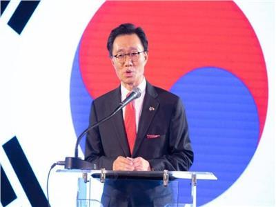 يون يو تشول سفير كوريا الجنوبية بالقاهرة