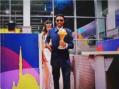 كأس أمم أفريقيا مع النجم الكاميروني سونج