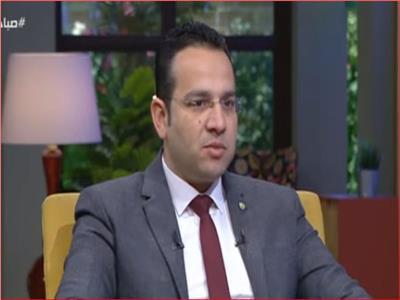 محمد صلاح، مدير خدمة العملاء بشركة مياه الشرب والصرف الصحي