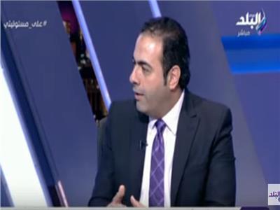 محمود حسين عضو مجلس النواب