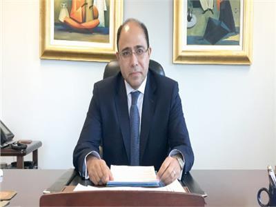 السفير أحمد أبو زيد