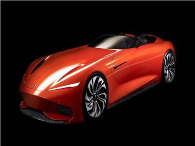 سيارة طراز « SC1 Vision»  الكهربائية الجديدة