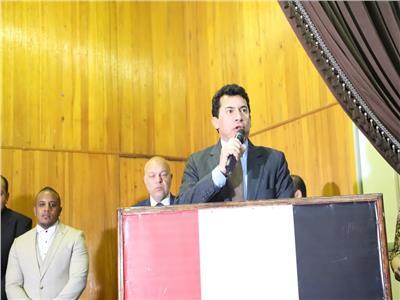 وزير الشباب:  تعظيم دور الشباب في التنمية الاقتصادية والاجتماعية