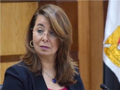 د. غادة والي وزيرة التضامن