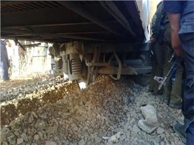 حادث قطار كفر الشيخ