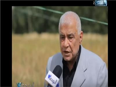 الدكتور عبد الرحيم النجار أستاذ الوراثة النباتية بجامعة قناة السويس
