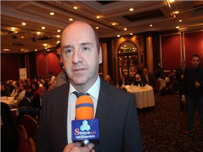 وزير السياحة السوري محمد رامي رضوان مرتيني