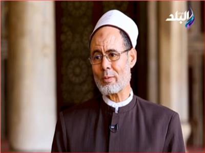 الشيخ عيد كيلانى - مدير المساجد الحكومية بوزارة الأوقاف