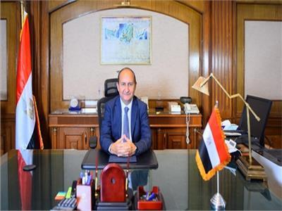 المهندس عمرو نصار  وزير التجارة