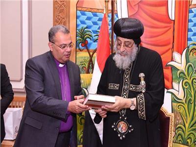 قداسة البابا تواضروس الثاني بابا الاسكندرية وبطريرك الكرازة المرقسية