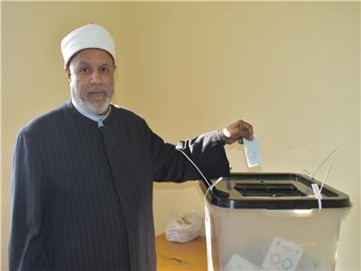 الدكتور محمد أبوزيد الأمير، نائب رئيس جامعة الأزهر