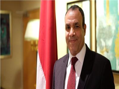 بدر عبد العاطي - سفير مصر بألمانيا