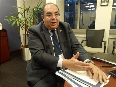 د.محمود محيي الدين النائب الأول لرئيس البنك الدولي