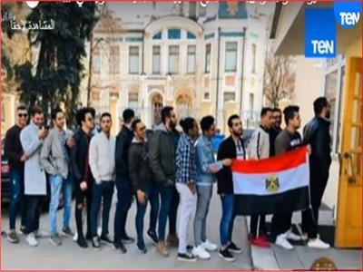 الجالية المصرية بالأردن أثناء الاستفتاء