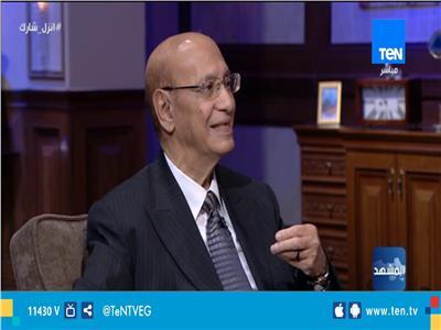 المستشار محمد الشناوي - نائب رئيس المحكمة الدستورية العليا السابق