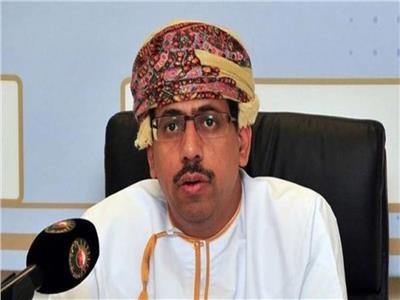عبد المنعم الحسنى وزير الاعلام العمانى