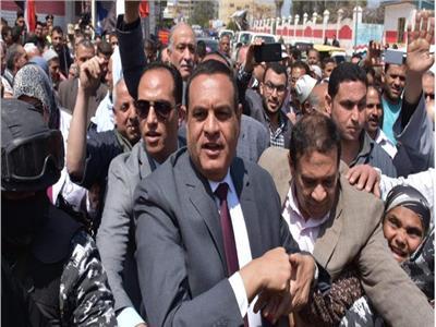 محافظ البحيرة ينفي مد الاستفتاء ليوم رابع