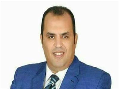 خالد سند الامين المساعد لامانة التدريب والتثقيف بحزب مستقبل وطن