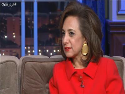 داليا يوسف، عضو لجنة العلاقات الخارجية بمجلس النواب