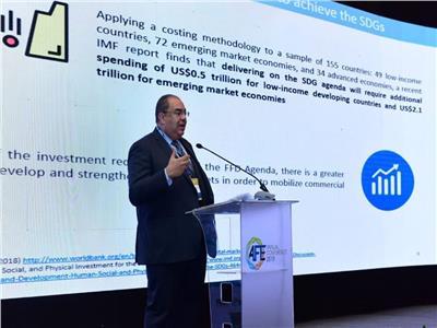 د.محمود محي الدين النائب الأول للبنك الدولي
