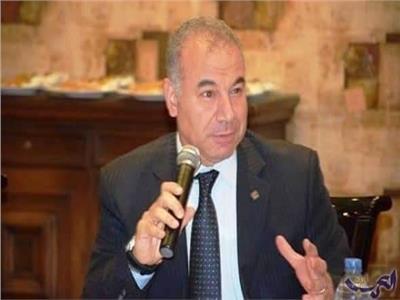 محمود محجوب رئيس الإتحاد المصرى لرفع الأثقال