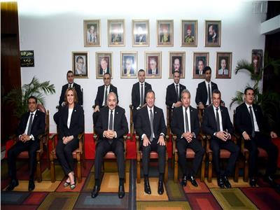 مجلس إدارة الأهلي