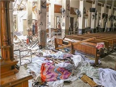 هجمات عيد القيامة في سيريلانكا