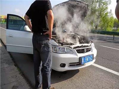 نصائح لـ «قائدي السيارات»يجب معرفتها عند نشوب حريق