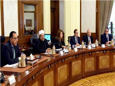 اجتماع الحكومة الأسبوعي _ تصوير: أشرف شحاتة