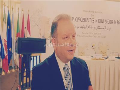 المهندس عاطر حنورة، رئيس شركة تنمية الريف المصري