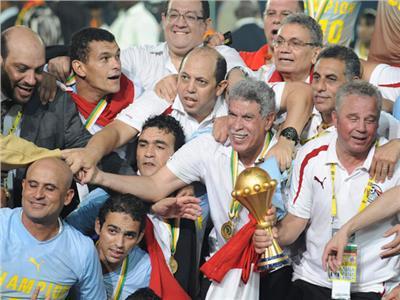 منتخب مصر بعد التتويج الأخير- أنجولا 2010