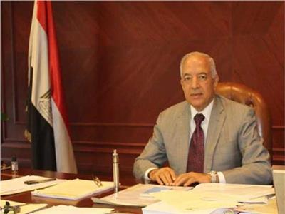المستشار رضا عبدالمعطي - نائب رئيس هيئة الرقابة المالية