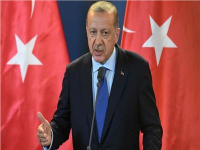 الرئيس التركي اردوغان