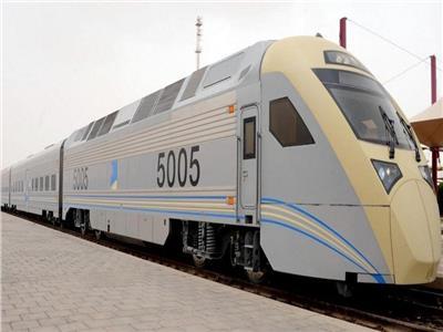 صورة لإحدى القطارات