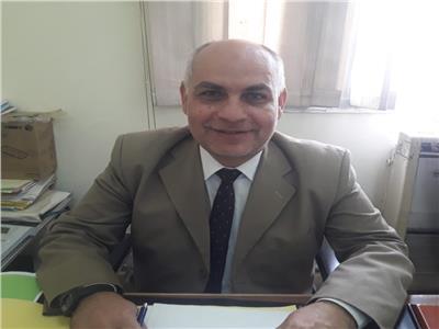 مدير إدارة المتابعة بمكتب رئيس الجامعة أشرف جودة