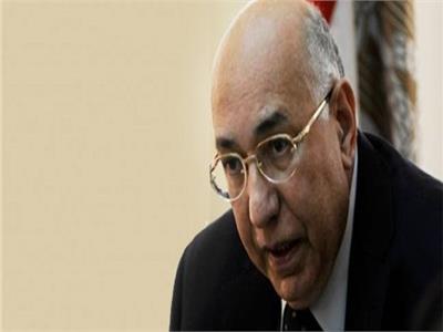 الدكتور ممتاز السعيد، وزير المالية الأسبق