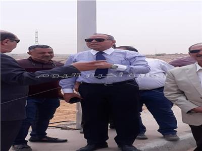 نائب محافظ القاهرة يتابع أعمال تطوير المنطقة الاستثمارية بمدينة نصر