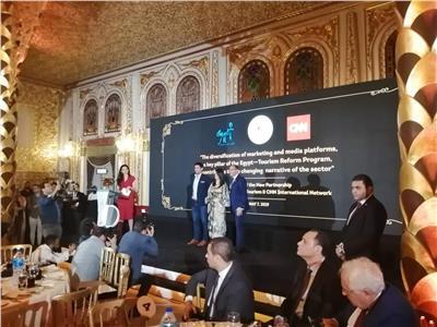 سي إن إن: برامج مبتكرة للترويج للسياحة المصرية
