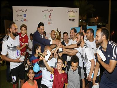 البطولة الرمضانية لكرة القدم لقطاع الاتصالات وتكنولوجيا المعلومات ICTBall