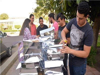 خير «بالنوتيلا» وإفطار رمضان «ع الدونتس» في المعادي