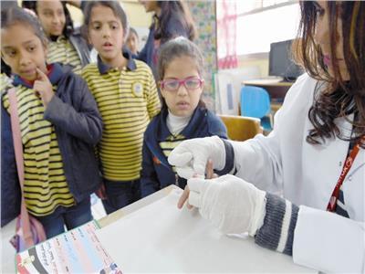 المبادرات الرئاسية تنقذ صحة المصريين