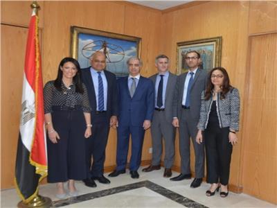 رانيا المشاط وزيرة السياحة