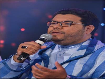 المنشد المغربى جواد الشاري